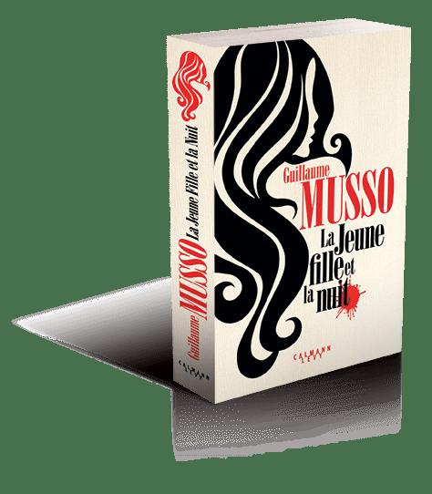 Details Sur Guillaume Musso La Jeune Fille Et La Nuit Livre Format Poche Guillaume Musso